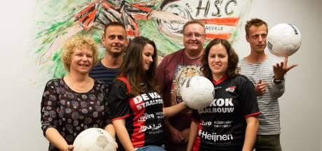 Jarig HSC'28 pakt flink uit: drie dagen feest in Heerle