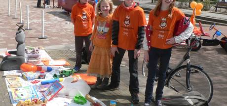 Koningsdag in Boekel met zonnige feestmomenten
