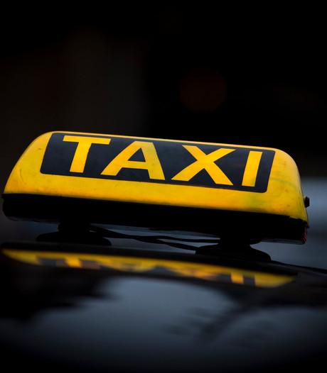 Tilburg: taxivignet op Koningsdag