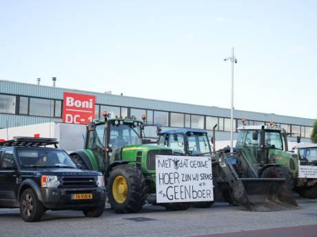 Boze boeren blokkeren Boni in Nijkerk: 'Ze hebben een uitlaatklep nodig'