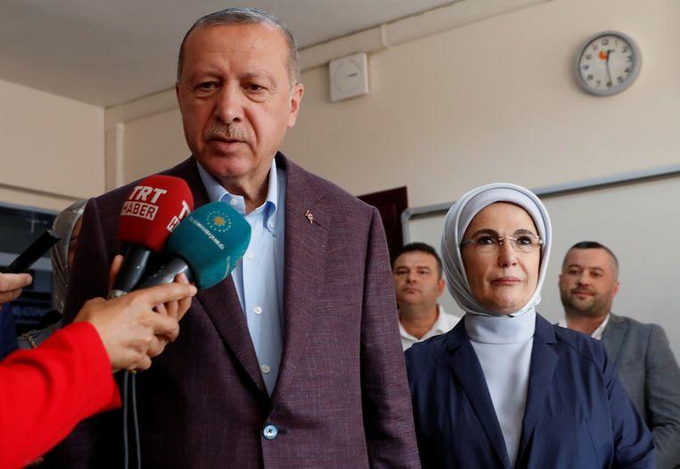 Istanboel stemt vóór verandering en tegen Erdogan