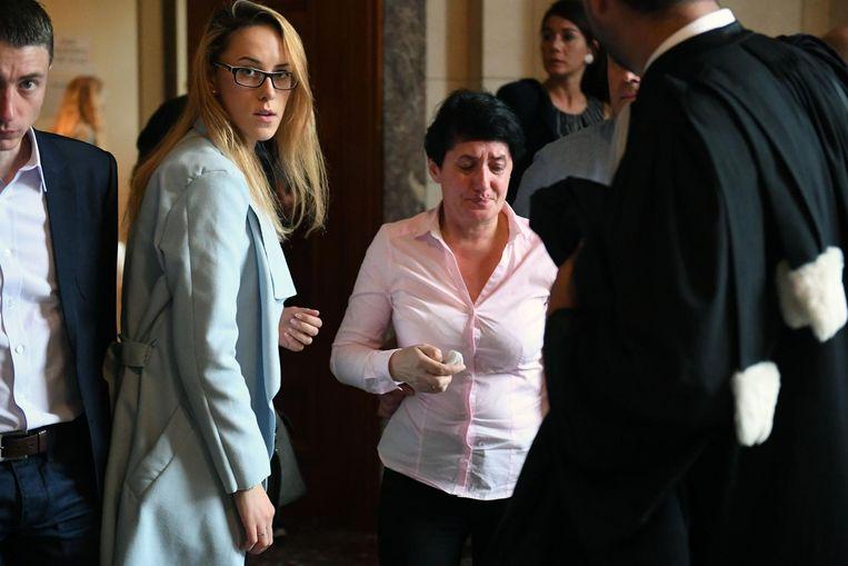 De families van de slachtoffers konden zich vinden in de uitspraak, maar blijven met vragen zitten.