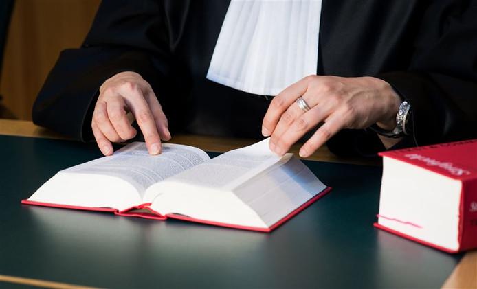 Archief: rechter