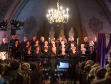 Geheime zender verstoort concert in kerk Goor