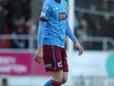 FC Oss loopt tonnen mis na afgeketste transfer Kevin van Veen