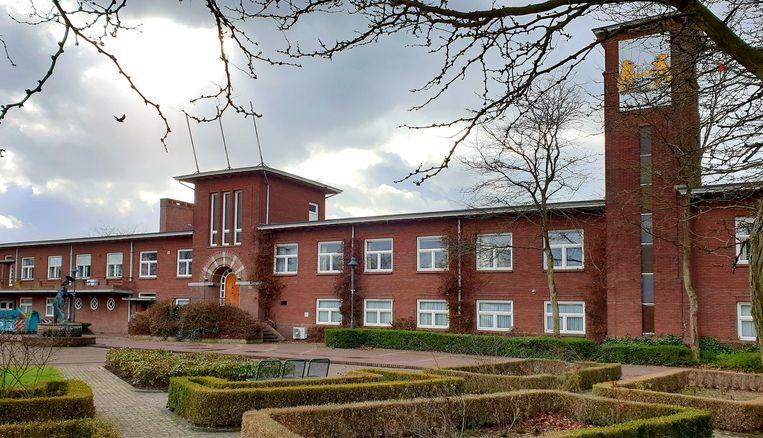 Het gemeentehuis van Beerse.