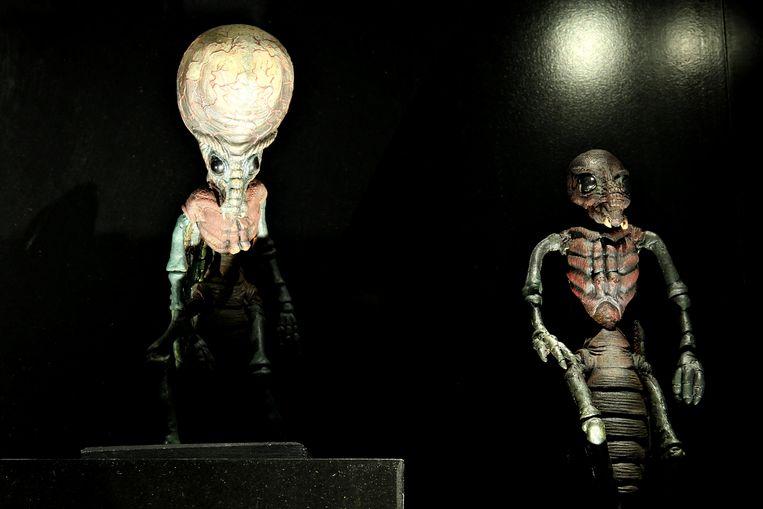 Sciencefiction-artefacten Beeld Sanne Donders