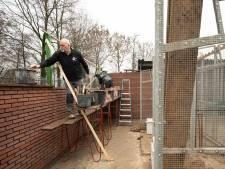 Vogelopvang en dierenasiel in Soest gaan samen een nieuw onderkomen bouwen