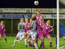 Vrouwen Achilles hard onderuit tegen ADO Den Haag