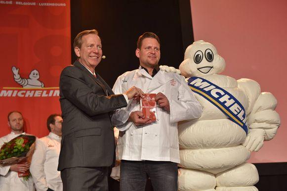 Na twee sterren in de Guide Michelin nu bij de top tien van beste restaurants in België