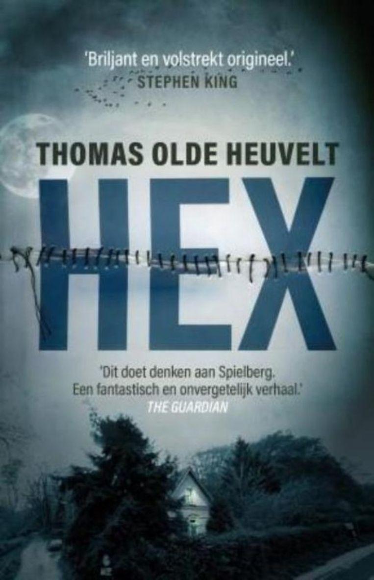 Heruitgave van Hex (met tweet en vijf sterren). Beeld