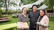 """Saksenboom is nieuwe zomerbar in Meilegem: """"Elk weekend open als het mooi weer is"""""""