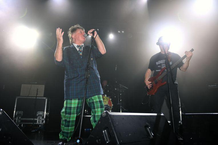 Vorig jaar bouwde de legendarische band The Bollock Brothers nog een muzikaal feestje tijdens Breaking Barriers in Het Depot.