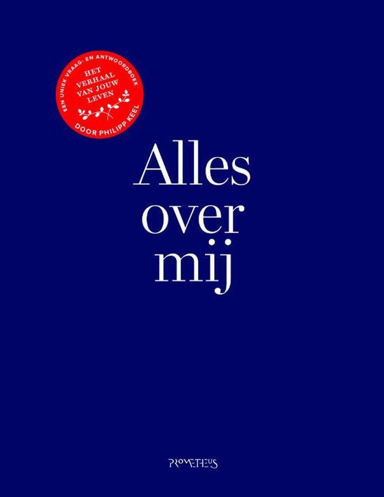 Philipp Keel - Alles over mij. All About Me, vertaald door Janet Blanken, €12,50, 96 blz. Beeld Prometheus