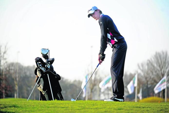 Teamcaptain Laurens Jansen.