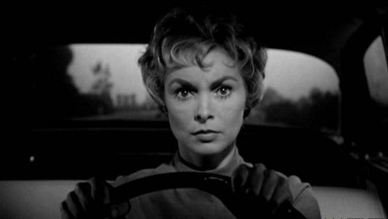 Psycho, Alfred Hitchcock, 1960. Beeld