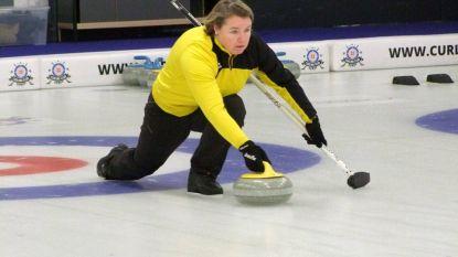 """Zemstse burgemeester ruilt sjerp even voor borstel en steen op WK curling: """"Ons meten met wereldtop"""""""