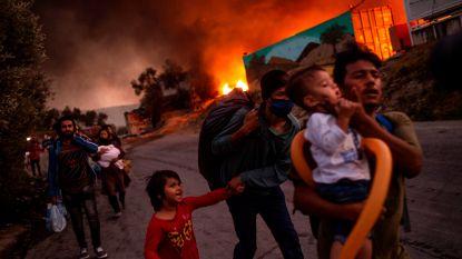 Oxfam eist dat EU Commissie Griekenland aanpakt om asielbeleid