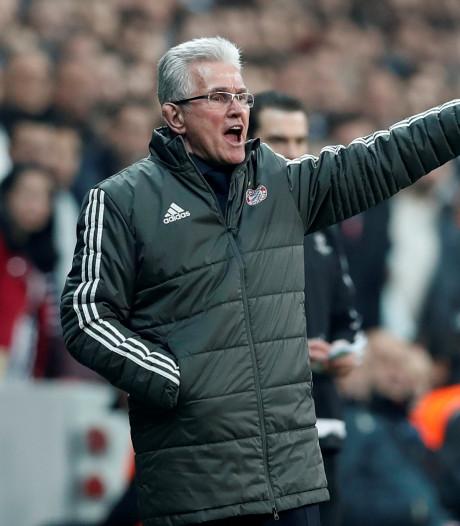Bayern stuurt Jupp Heynckes op vakantie