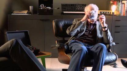 """Man zit 70 jaar met hetzelfde deuntje in zijn hoofd tot 'Make Belgium Great Again' hem verlost: """"De tranen komen in mijn ogen"""""""