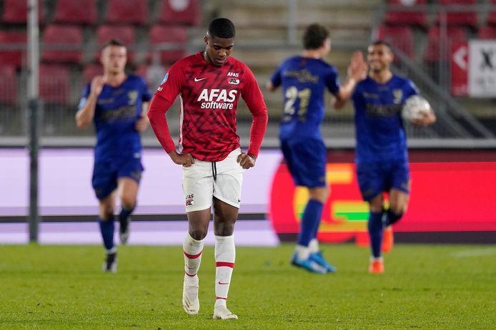 Myron Boadu ontbreekt tegen Napoli.