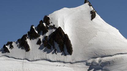 Koppel sterft na aardverschuiving in Italiaanse Alpen
