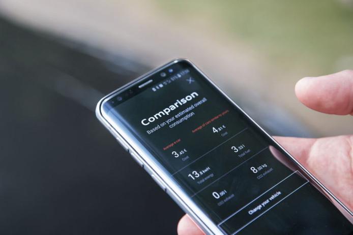 Deze App Toont Hoeveel Je Bespaart Met Elektrische Auto Auto Ad Nl