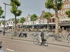Aangetroffen handgranaat weggehaald van Haarlemse Botermarkt