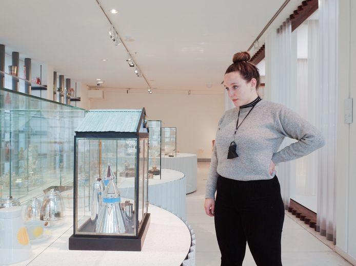Het slimme sensorsysteem bezorgt je na je bezoek aan het Design Museum aanbevelingen voor andere Gentse plekken, werken of boeken die je kunnen interesseren.