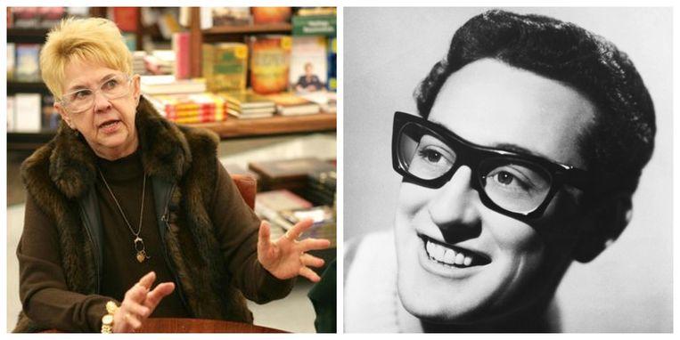 Peggy Sue en Buddy Holly