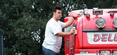Bestemming: Truckshow Liessel: 'Hij moet wel blinken!'