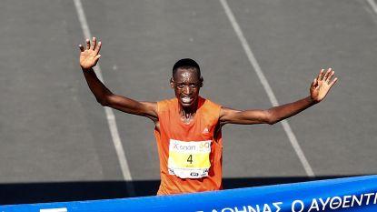 Keniaan Misoi wint marathon in Athene