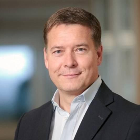 Bill Gajda, specialist betaalverkeer Visa
