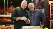 Piet Huysentruyt kookt met Peter De Clercq