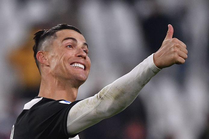 Cristiano Ronaldo speelt graag bingo.