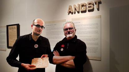 Unieke gevangenisdocumenten uit WOII belanden in Stedelijk Museum