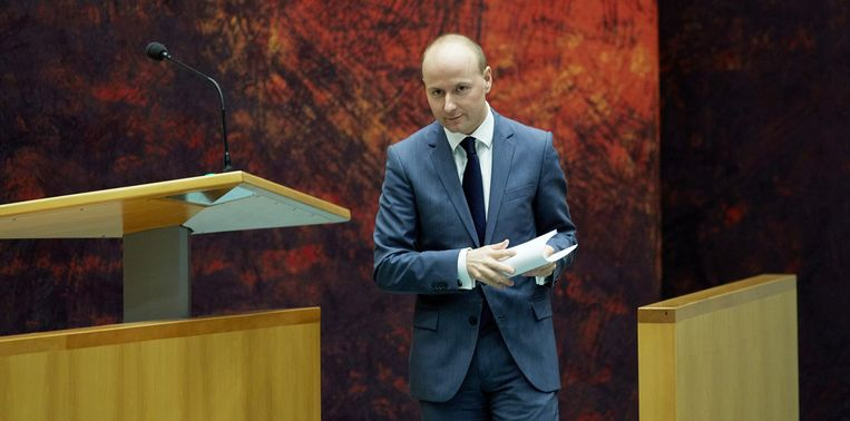 VVD-Kamerlid Mark Verheijen. Beeld ANP
