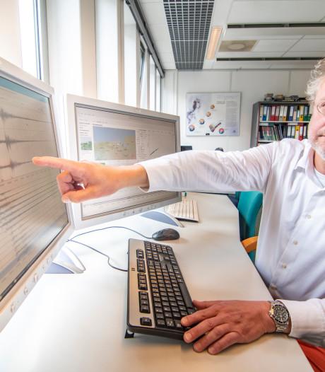 Dit is de Utrechter die vanmorgen uit zijn bed gebeld werd om de aardbeving in Groningen