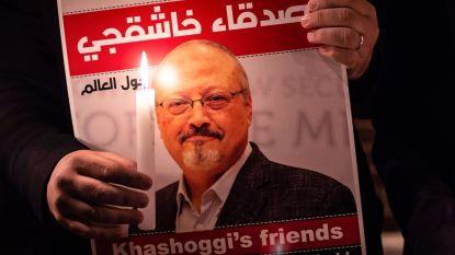 """""""Lichaam Khashoggi opgelost in zuur"""""""