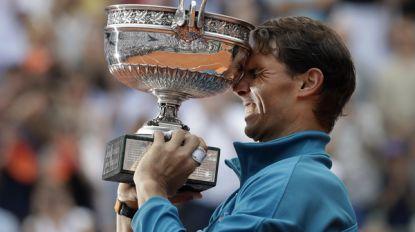 Hoe wint hij keer op keer? De spelpatronen van Nadal ontrafeld
