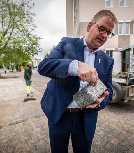 Bergse wethouder Van der Velden belooft betere communicatie over klachten Bosstraat