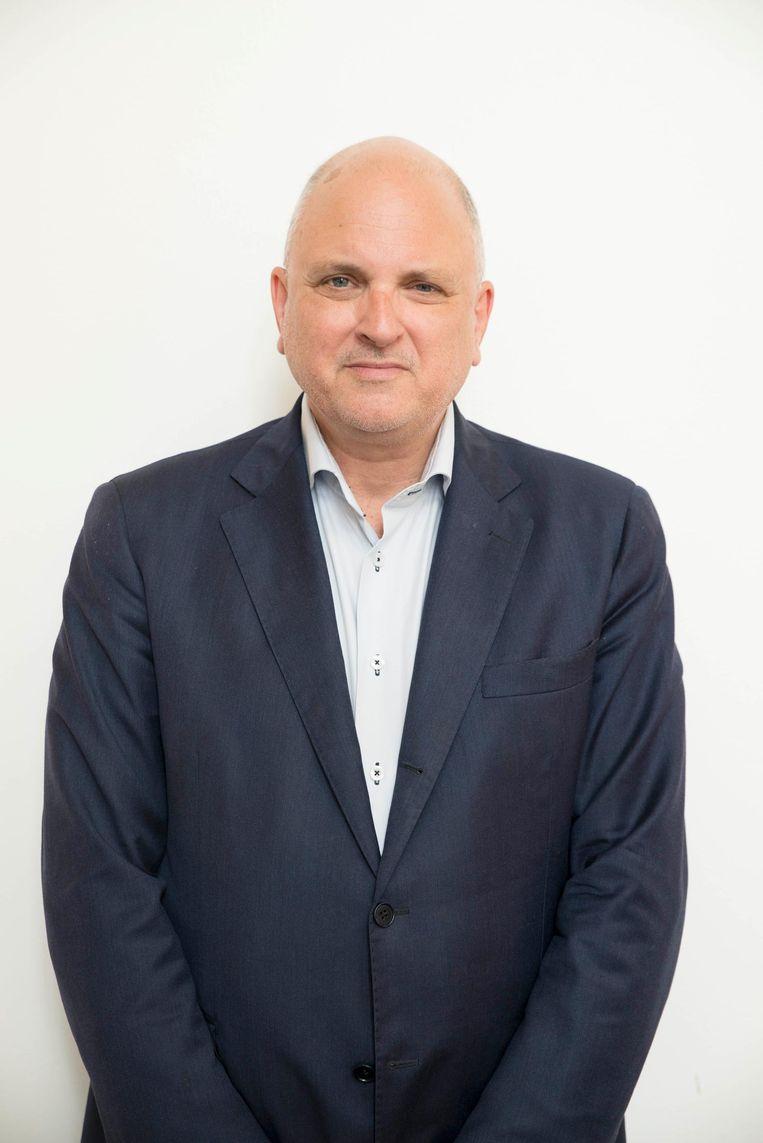 Felix Rottenberg, voorzitter Amsterdamse Kunstraad, eerder bestuurder bij De Balie, Filmfestival Rotterdam, Nederlands Filmfonds en Rietveld Academie Beeld Charlotte Odijk