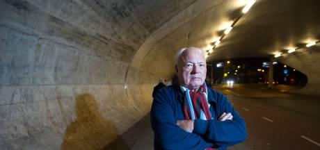 Bram van de Worp, de man achter Sinterklaas in Arnhem, overleden
