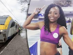Poignardée dans un train à Linkebeek: la victime était harcelée par son ex depuis des mois