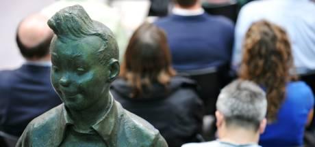 Une sculpture de Tintin vendue à près de 170.000 euros
