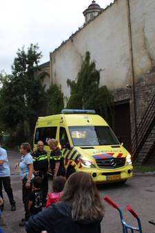 Kind krijgt hete thee over zich in Efteling; afgevoerd met ambulance