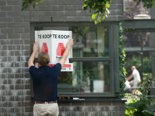 In 2018 kwam ook in Dordrecht een run op de ideale woning: 'De piek is wel bereikt'