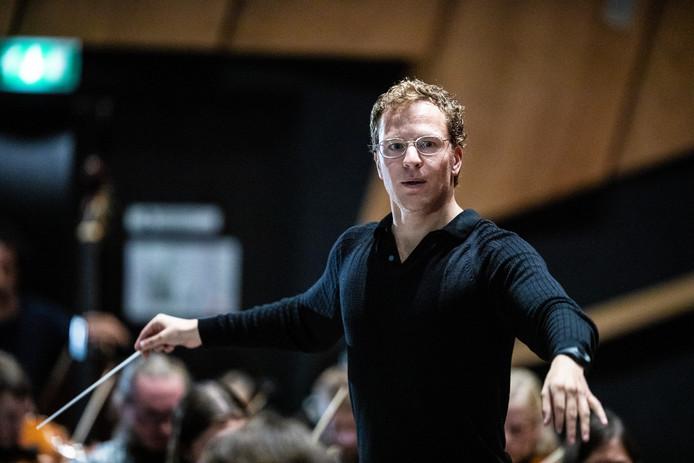 Pim Cuijpers, dirigent uit Zeddam.