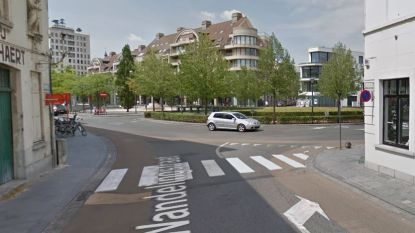 Werken: enkel richting Veemarkt in Wandelingstraat