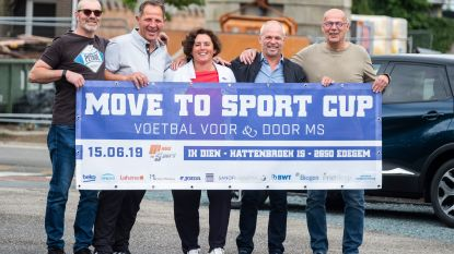 MS-patiënten, BV's en oud-profs nemen het tegen elkaar op in voetbaltoernooi voor goede doel